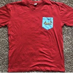 Other - St Louis Cardinals Pocket T-Shirt. Size XL